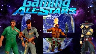 Gaming All-Stars S5E4 - Manhunt