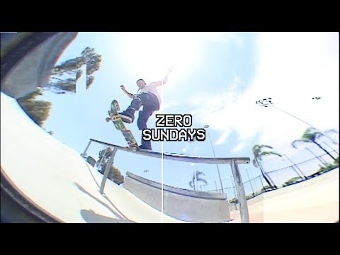Tommy Sandoval City Heights Skatepark | Zero Sundays - ep 9