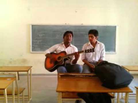 ye hawa kahti hai kya on guitar - by me