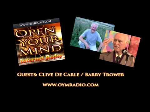 Open Your Mind (OYM) Radio - Clive De Carle & Barry Trower - Oct 5th 2014
