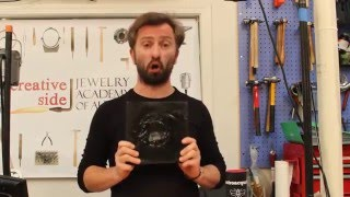 Chasing and Repousse with Fabrizio Acquafresca