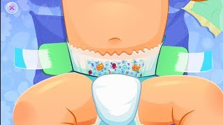 My Baby Care 2 Game for Kids, Toddlers, Babies and Children by Bubadu | Baby Care Games for kids