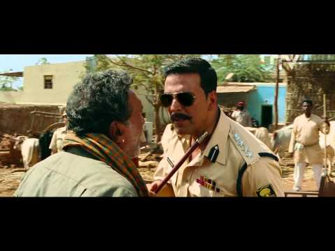 Rowdy Rathore is back! | Akshay Kumar...
