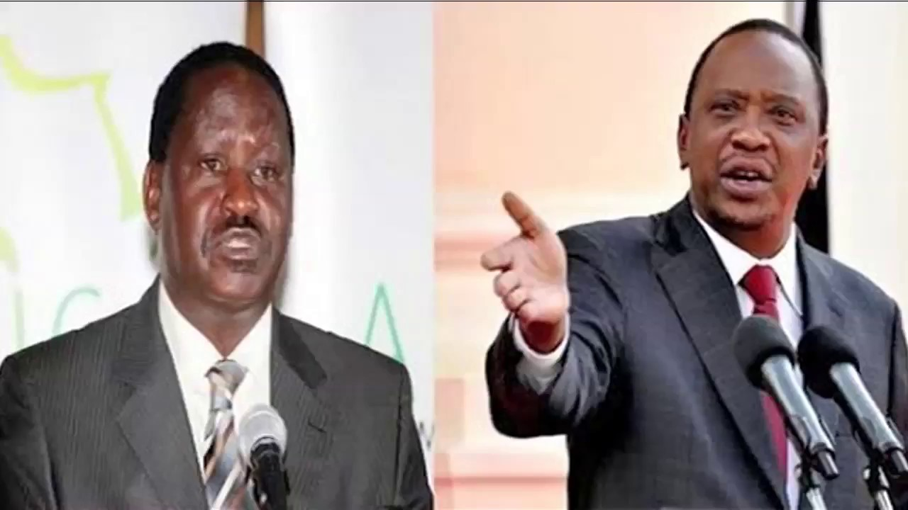 Raila Odinga Vs Uhuru Kenyatta: Who is God's Choice?
