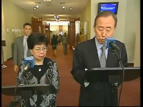 MaximsNewsNetwork: WHO GLOBAL HEALTH MARGARET CHAN, UN: BAN KI-MOON
