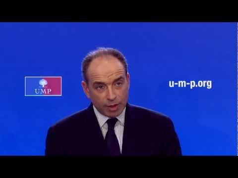 UMP - Raction de JF Cop suite au rejet des comptes de campagne de Nicolas Sarkozy