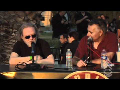 Tommy Ramone interviewed at the 6th Annual Johnny Ramone Tribute