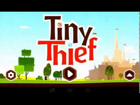Обзор игр: Tiny Thief