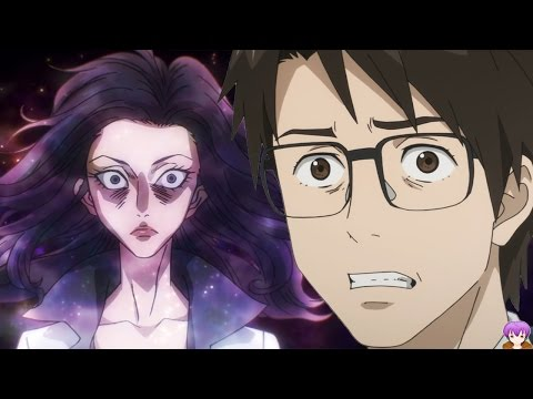Parasyte The Maxim Episode 3 寄生獣 セイの格率 Anime Review - Parasyte Reproduction