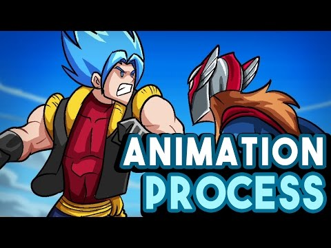 How CARHOO Animates -[ 500k Subs SPECIAL ]