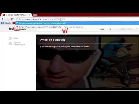 Aprenda a ver videos bloqueados no youtube ( Sem Programa )