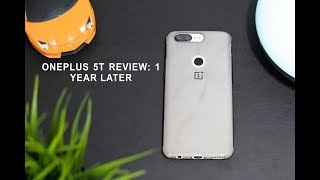 OnePlus 5T Review: 1 Year Later