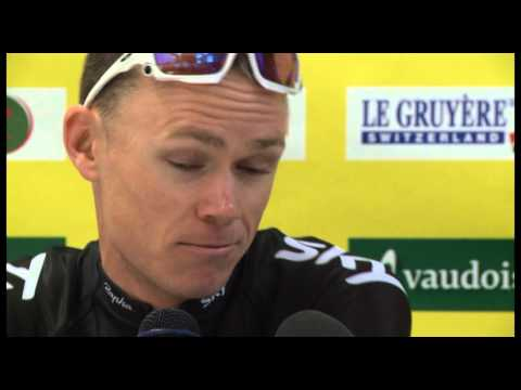 Christopher Froome: