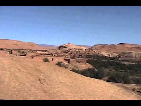 Ait Benhaddou, a ksar and favourite Hollywood destination, Morocco