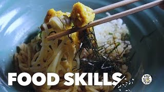 Udon Is Japan's Other Great Noodle Soup | Food Skills