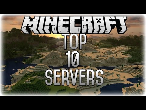 Top 10 Greatest Minecraft Servers For 1.8 (September 2014)