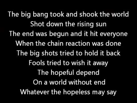 Rush - Manhattan Project