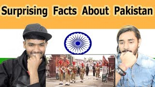 Indian reaction on Surprising Facts About Pakistan | Swaggy d