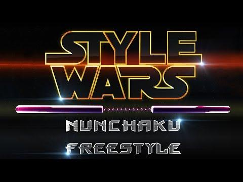 Style Wars (Nunchaku Freestyle) #1