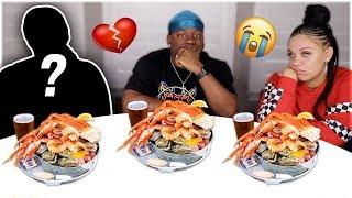 SHE'S ADOPTING OUR DAUGHTER | SEAFOOD BOIL MUKBANG 💔