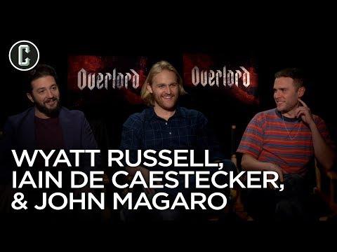 Overlord Interview: Iain De Caestecker, Wyatt Russell & John Magaro