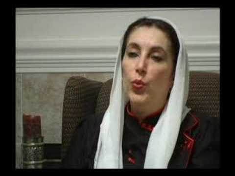 Jaiza Exclusive Benazir Bhutto Part 1