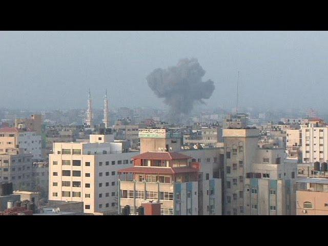 Aviação israelita bombardeia Faixa de Gaza pela primeira vez desde a guerra do verão