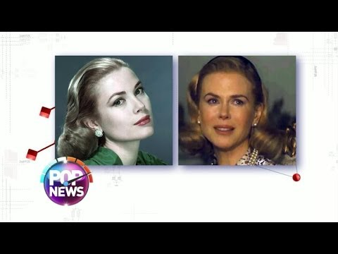 Nicole Kidman's New Role as Grace Kelly