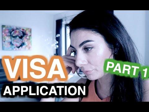 VISA APPLICATION PART 1 | ROAD BACK TO INDIA EP. 9 | ENTERPRISEME TV