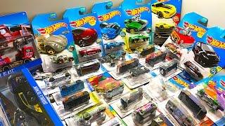 Hot Wheels Mega Haul Brand New Toy Cars!