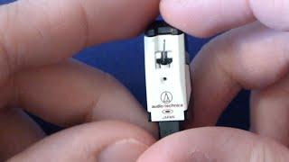 Destructive Teardown of a Failed Phono Cartridge