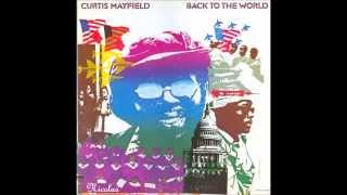 Watch Curtis Mayfield Cant Say Nothin video