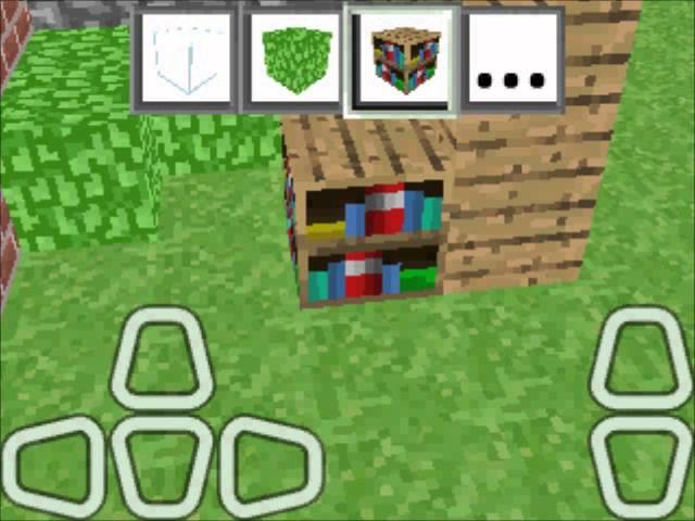 comcraft 0.4: O minecraft dos celulares java