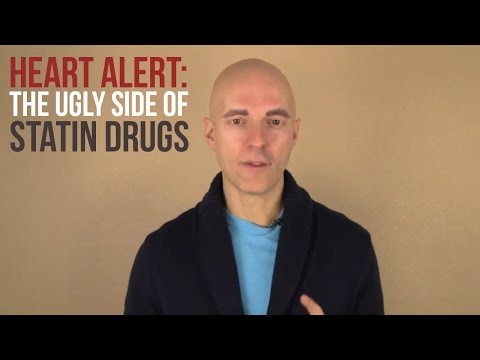 HEART ALERT: The Ugly Side of Statin Drugs