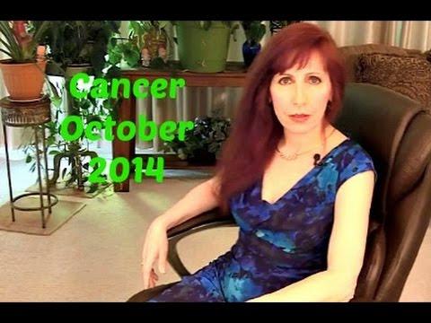 Cancer October 2014 Astrology