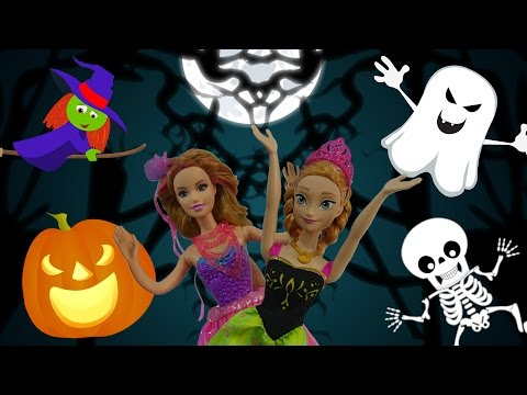 It's Halloween Night Song for Kids - Kids Halloween Songs