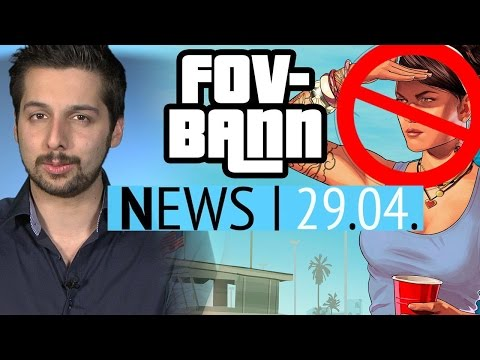 GTA-Online-Bann wegen FOV-Mod - DOTA2-Patch bringt Discworld-Item - News