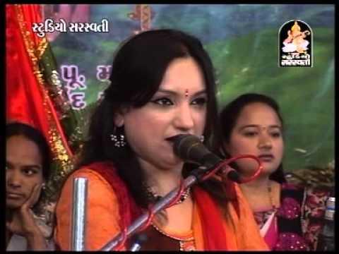 Man Mor Bani Thangat Kare - Sangeeta Labadiya - Santvani - Rajkot Live video