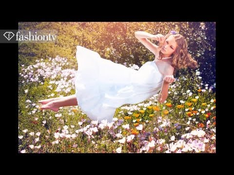 Enchanted Forest: Behind The Scenes At The Photoshoot By Emily Soto | Fashiontv - Ftv video