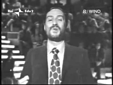 Nino Manfredi - Tanto Pe Canta