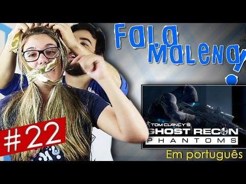 Fala Malena #22 - Trials Fusion, The Crew E Ghost Recon Phantoms video