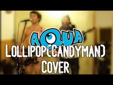 Aquacandy man