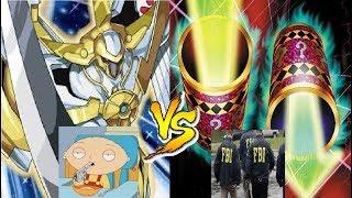 BONUS LRD MATCH TO CELEBRATE EPISODE #200 (Stewie vs FBI)