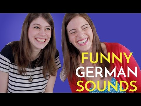 Sounds GERMAN SPEAKERS MAKE with Don't Trust The Rabbit