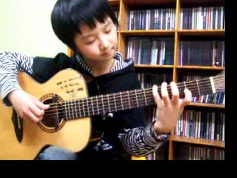 (Sting) Fields of Gold - Sungha Jung