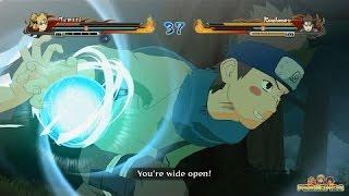 Naruto Shippuden The Movie: 6 - Naruto Shippuden Ultimate Ninja Storm Revolution   Temari vs Konohamaru
