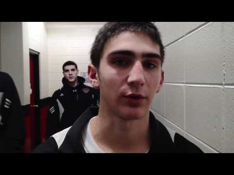 Maine South's Nick Calabrese