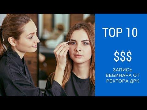 Топ-10 прибыльных процедур для косметолога без мед. образования