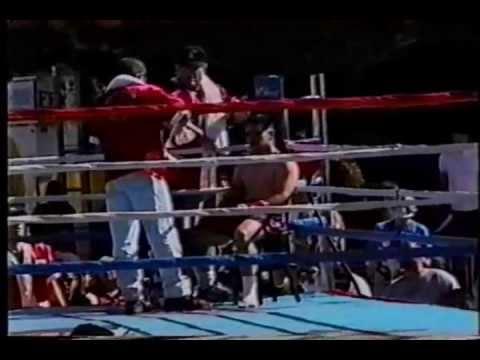 Shawn Yacoubian vs. Steve Del Furio – IKKC Jr. Middleweight Title