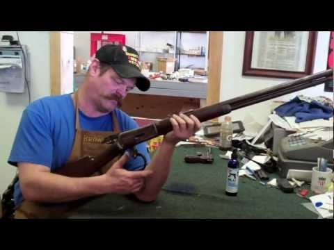 Gunsmithing Disassembly and Reassembly: Winchester Model 1886 (Gunworks)